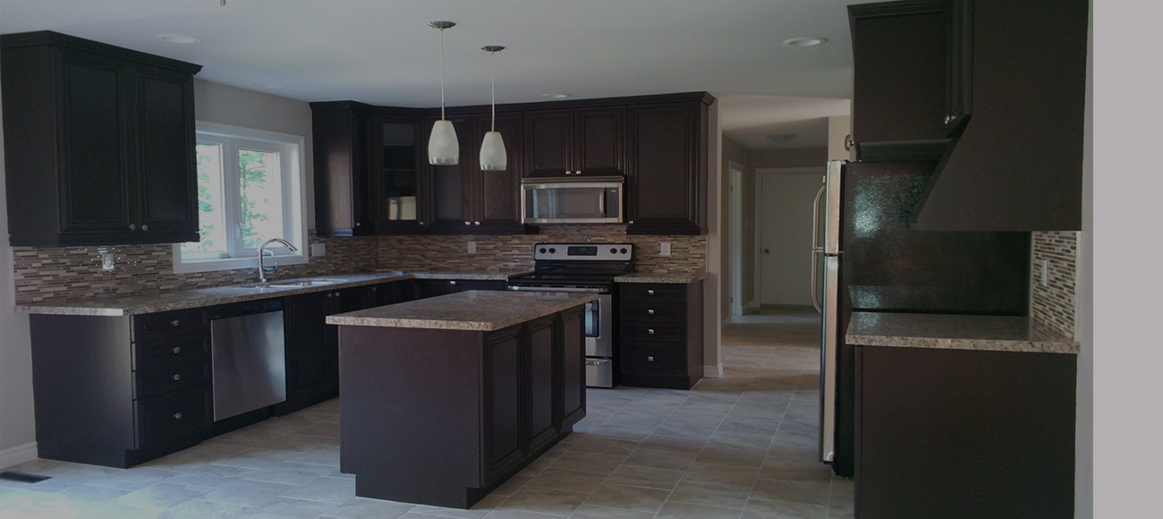 Revive cabinet refinishing services barrie kitchen for Kitchen cabinets barrie